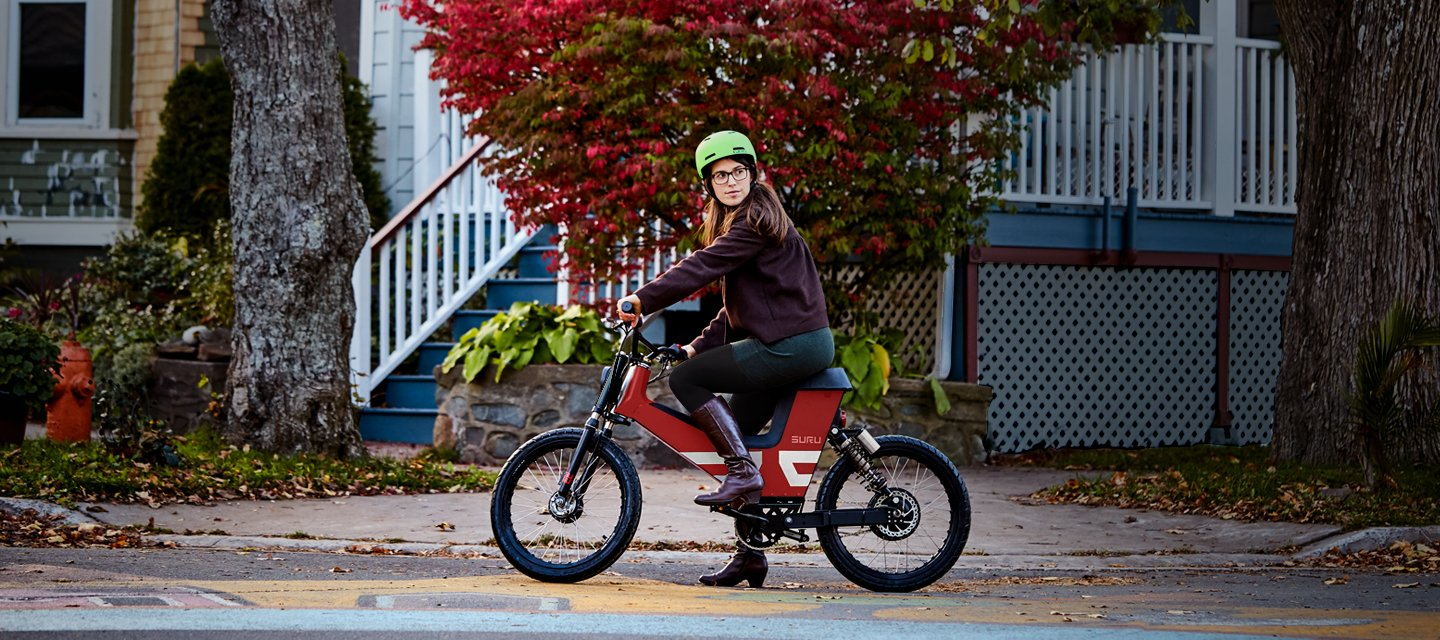 Bicycle Easy, Moped Ability