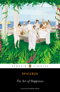 Epicurus: The Art Of Happiness. Give Back To The Rainforest Trust!