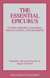 The Essential Epicurus : Give Back To The Rainforest Trust!