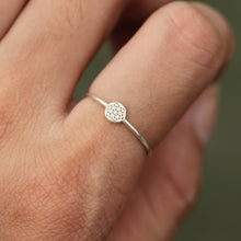solid 925 sterling silver Flower Of Life ring,midi Seed of Life jewelry,Geometry ring,Geometry jewelry,Yoga Jewelry