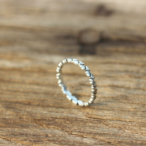 Load image into Gallery viewer, Sterling silver heart ring,ring silver,dainty midi love ring,unique design heart jewelry,you are my sunshine jewelry