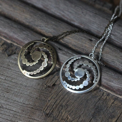 2pcs I Am Number Four Necklace Lorien Legacies Charm Gift C487N_BS