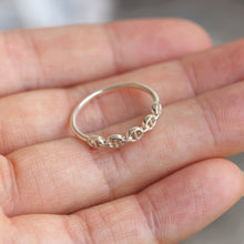 sterling silver dainty silver ring,midi simple ring,ring silver,stacking ring,delicate minimalist ring