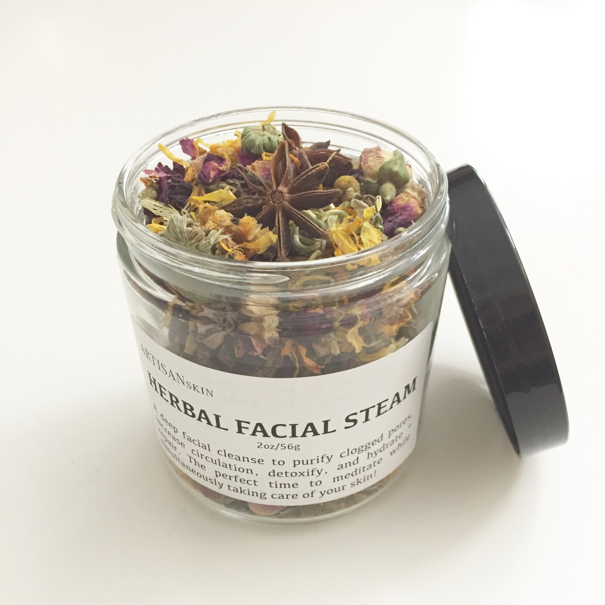 Herbal Facial Steam