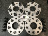 Hubcentric Wheel Adapters (full set)