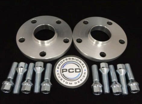 5x110 PCD (65.1 CB) Hubcentric Wheel Spacers