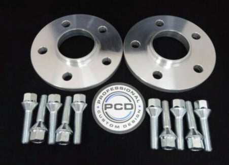 Audi 5x112 (66.5 CB) Hubcentric Wheel Spacers