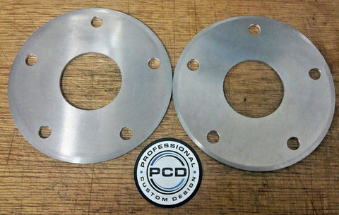 Ford Transit/Transit Custom Shim Spacers (1 pair)