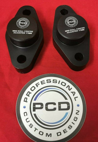 Mini Cooper S R50/52/53 Roll Centre Adjusters