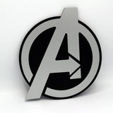 Avengers Wall emblem - Comic Sandwiches Prop Replicas