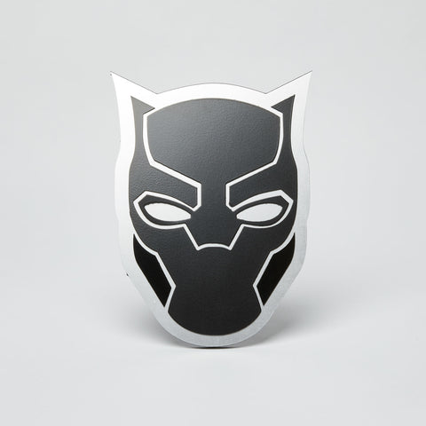 Black Panther Wall Emblem - Comic Sandwiches Prop Replicas