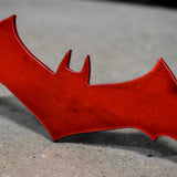 Batwoman Metal Batarang Replica - Comic Sandwiches Prop Replicas