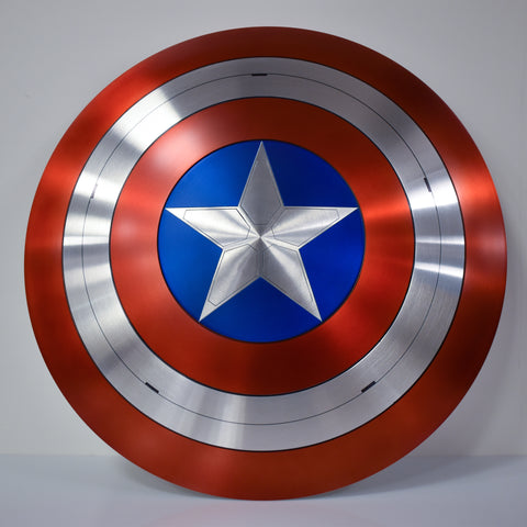Captain America Shield - Falcon/Sam Wilson Shield - Comic Sandwiches Prop Replicas