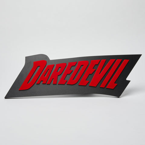 Daredevil Title Emblem - Comic Sandwiches Prop Replicas