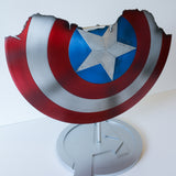 Captain America Shield Display Stand - Comic Sandwiches Prop Replicas
