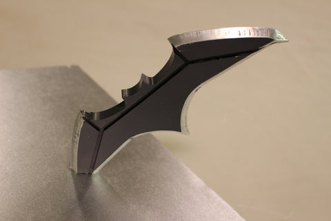 Batman V. Superman: Dawn of Justice Metal Batarang Replica