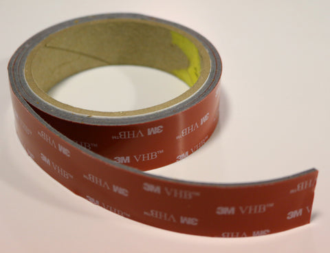 "3M VHB Industrial tape  - 1"" wide - Comic Sandwiches Prop Replicas"