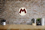 Super Mario Wall Emblem - Comic Sandwiches Prop Replicas