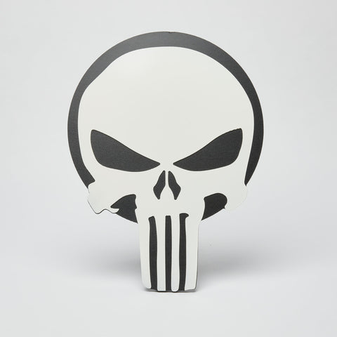 Punisher Wall Emblem - Comic Sandwiches