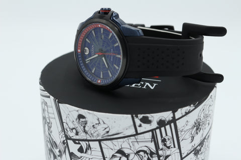 Spider-Man - Marvel Citizen Watch (AW1156-01W) - Comic Sandwiches Prop Replicas