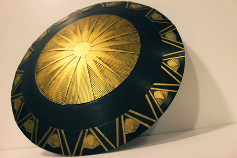 Wonder Woman Shield Replica - Comic Sandwiches Prop Replicas