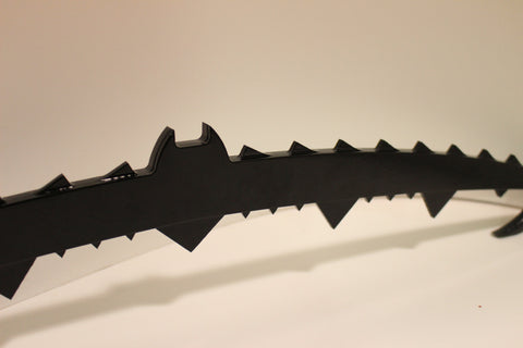All-Star Batman Weapon - Precision Cut Aluminum - Comic Sandwiches Prop Replicas