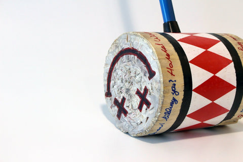 "Harley Quinn Mallet Replica - ""Birds of Prey"" - Comic Sandwiches"