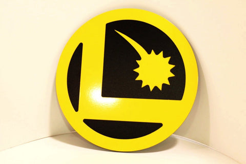 Legion of Superheroes Wall Emblem - Comic Sandwiches Prop Replicas