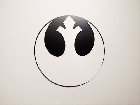 Star Wars Rebellion Wall Emblem