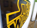 STAR WARS sign - Comic Sandwiches Prop Replicas