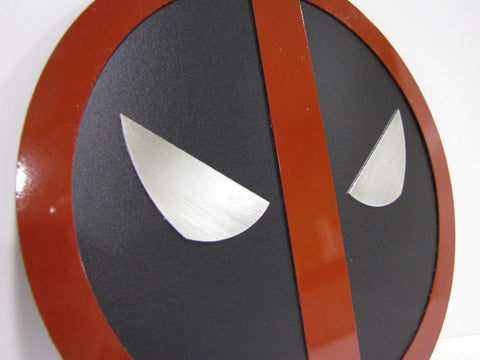 Deadpool wall emblem