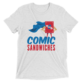 Comic Sandwiches Official T-Shirt - Comic Sandwiches Prop Replicas