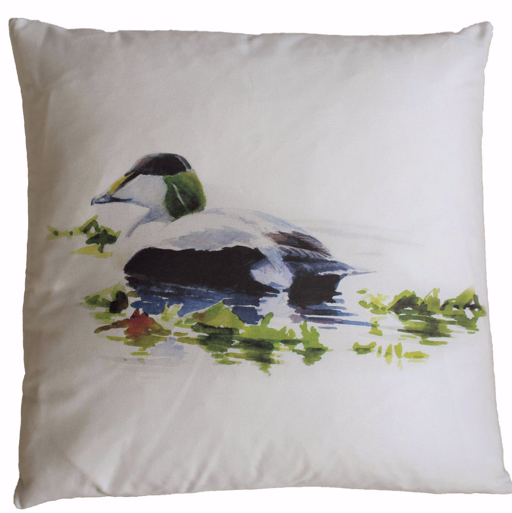 Orkney Storehouse | Eider Drake Cushion Product