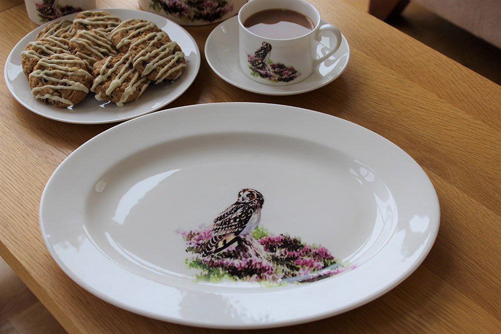 Orkney Storehouse | Short-eared Owl Platter Lifestyle