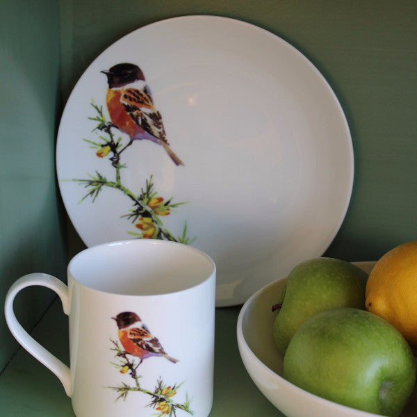 Orkney Storehouse | Stonechat Side Plate Lifestyle