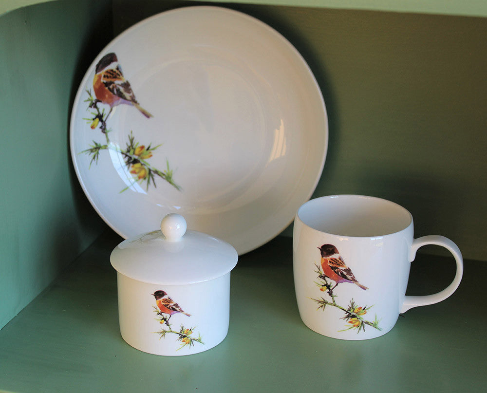 Orkney Storehouse | Stonechat Sugar Bowl Lifestyle