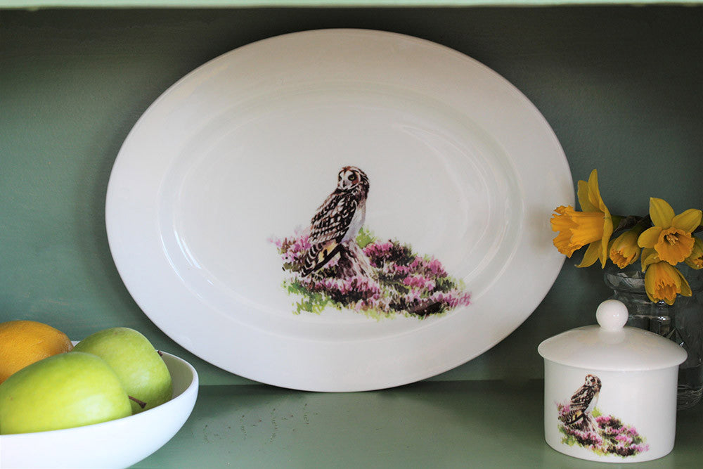 Orkney Storehouse | Short-eared Owl Platter Lifestyle 2