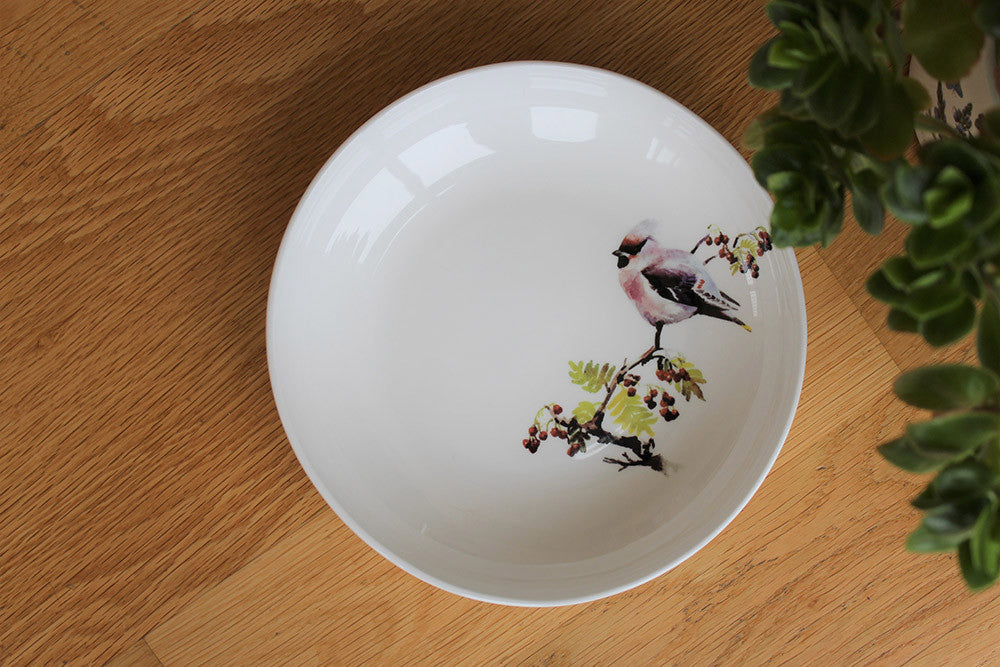 Orkney Storehouse | Waxwing Pasta Bowl Lifestyle