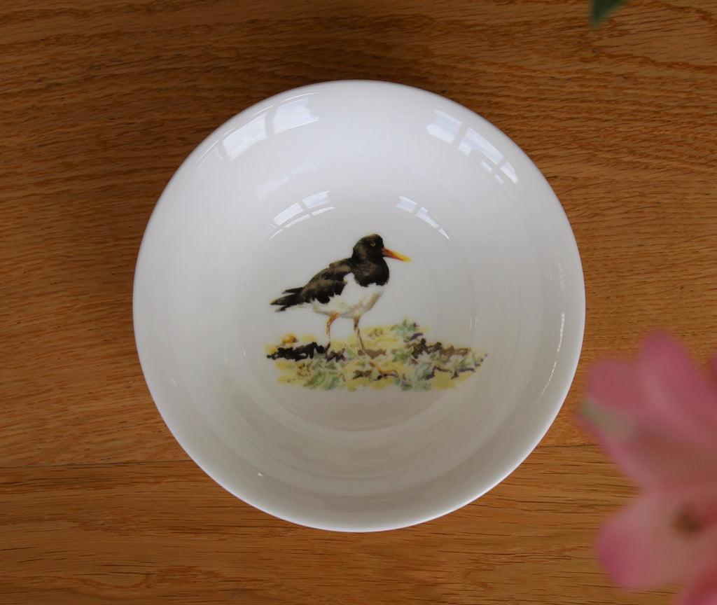 Orkney Storehouse | Oystercatcher Cereal Bowl Lifestyle