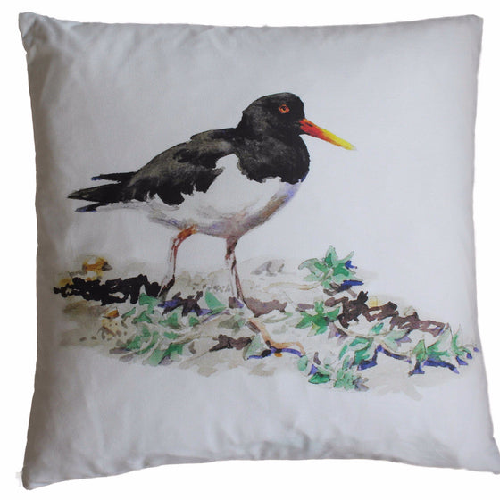 Orkney Storehouse | Oystercatcher Cushion Product