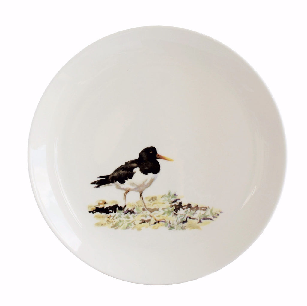 Orkney Storehouse | Oystercatcher Dinner Plate Product