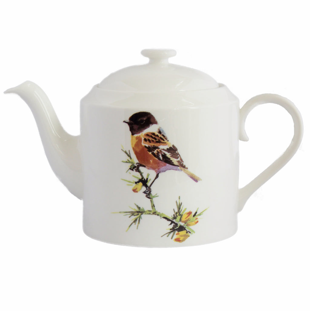 Orkney Storehouse | Stonechat Teapot Product