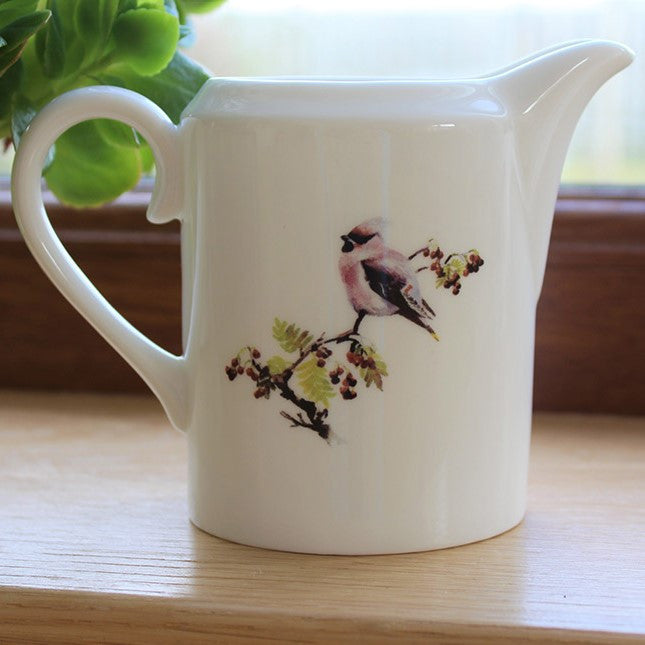 Orkney Storehouse | Waxwing Cream Jug Lifestyle