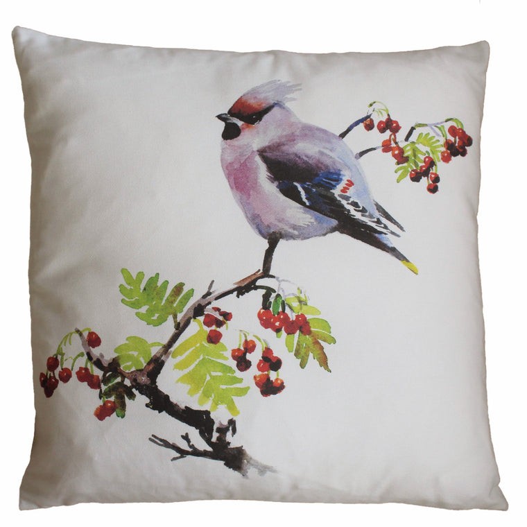 Orkney Storehouse | Waxwing Cushion Product