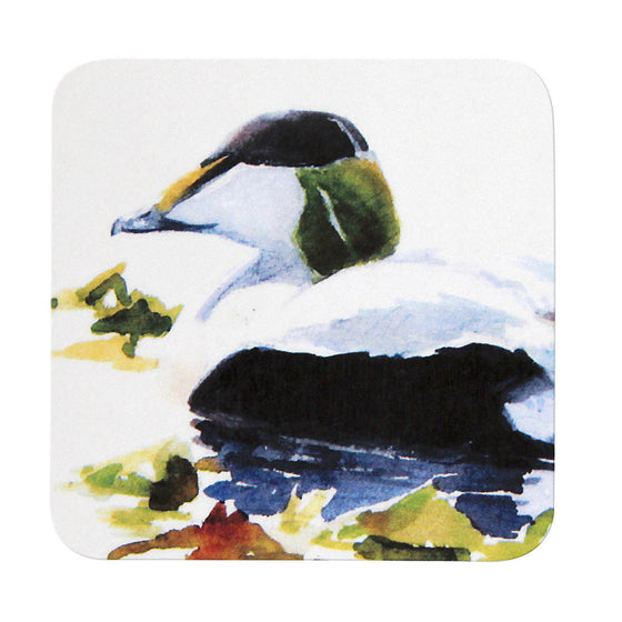 Orkney Storehouse | Eider Drake Coaster Product