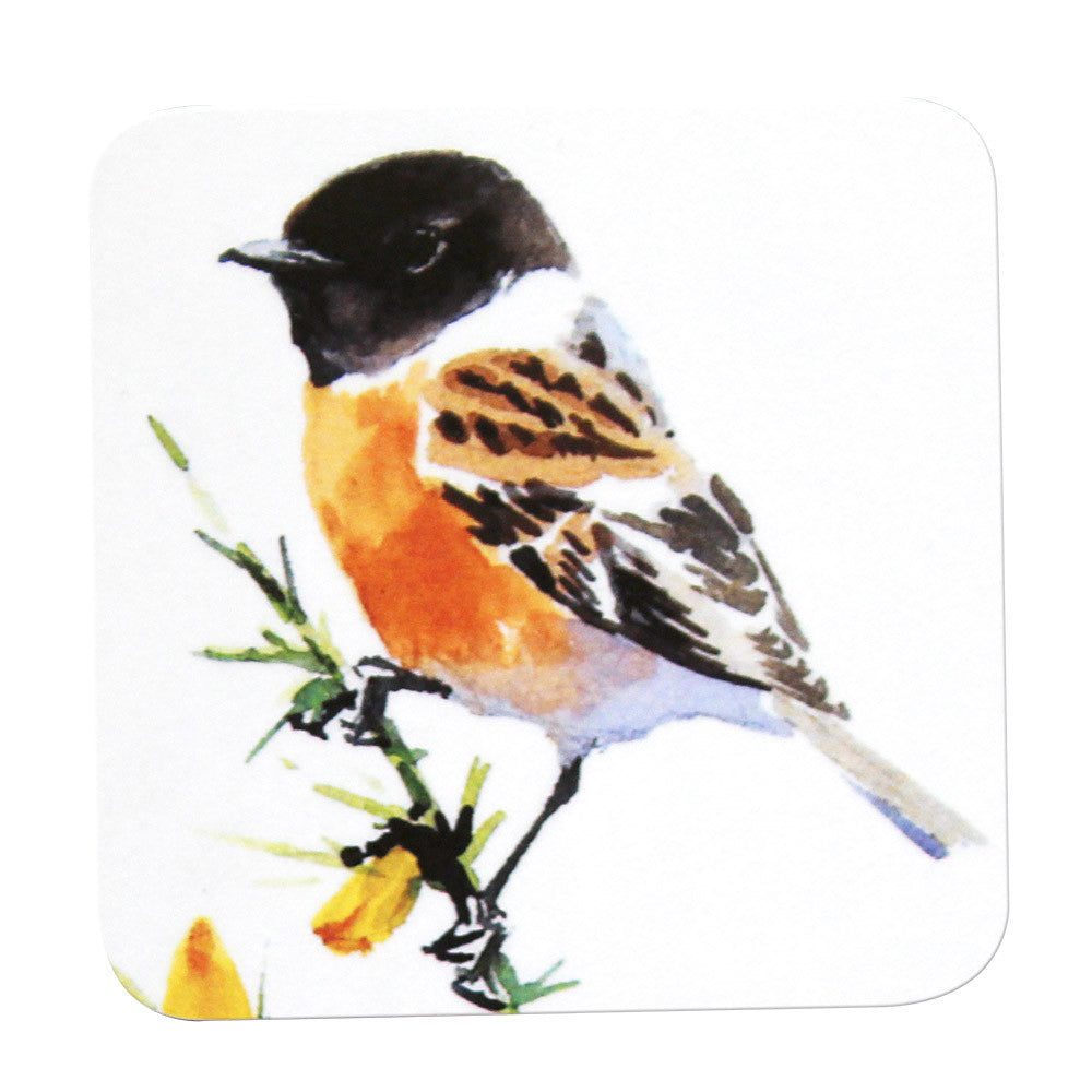 Orkney Storehouse | Stonechat Coaster Product