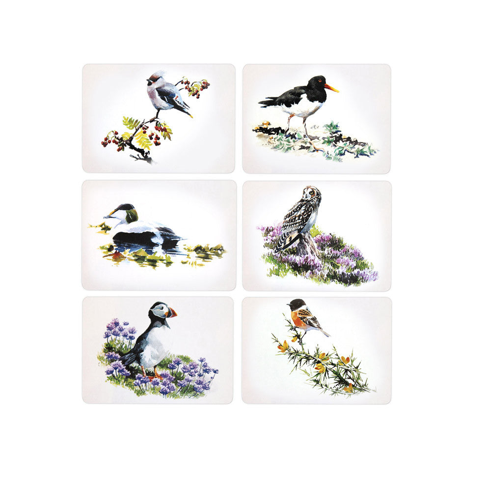 Orkney Storehouse | Puffin Placemat Natural Collection