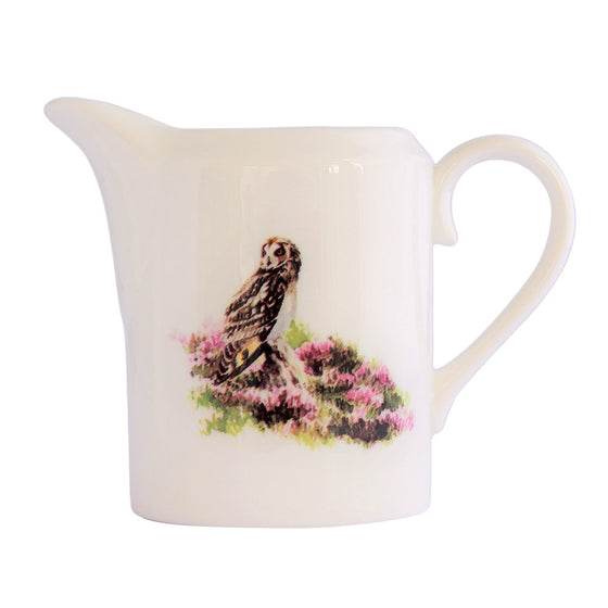 Orkney Storehouse | Short-eared Owl Cream Jug Product