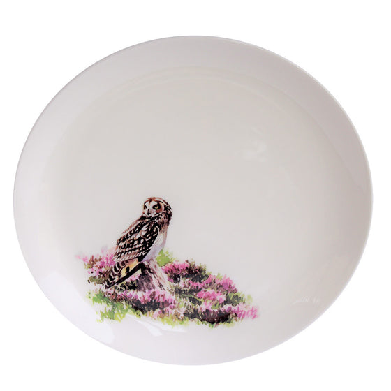 Orkney Storehouse | Short-eared Owl Dinner Plate Product