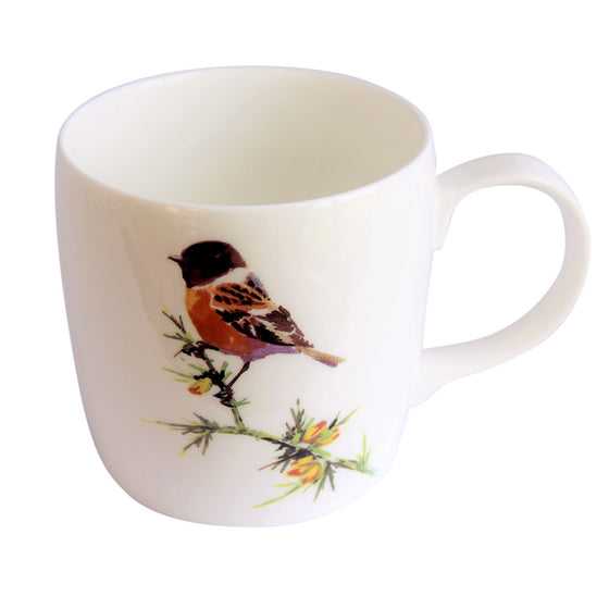 Orkney Storehouse | Stonechat Barrel Mug Product